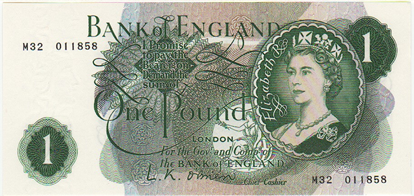 £1_note