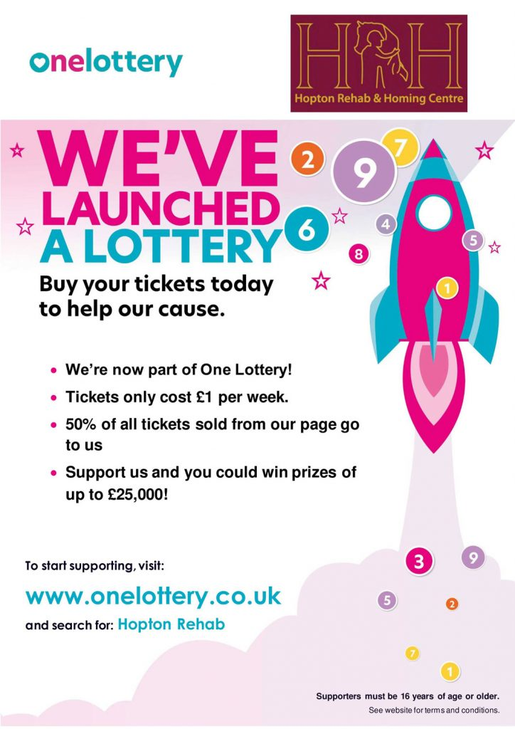 New Weekly £25,000 Lottery has been launched